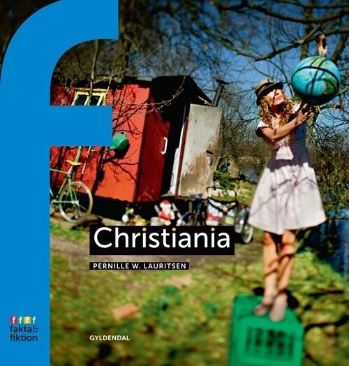 Image of   Christiania - Pernille Wengel Lauritsen - Bog