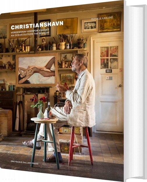 Billede af Christianshavn - Verdenshav Udenfor Vinduet - Pernille Kaalund - Bog