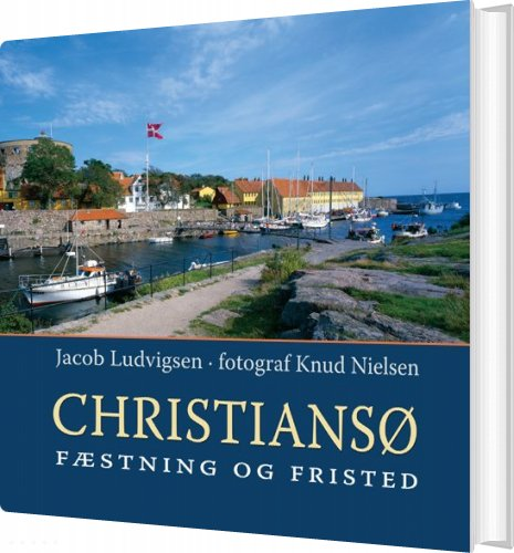 Image of   Christiansø - Jacob Ludvigsen - Bog