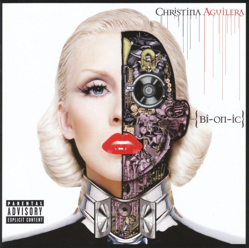 Image of   Christina Aguilera - Bionic [dobbelt-cd] - CD