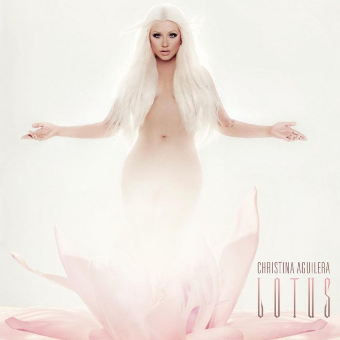 Image of   Christina Aguilera - Lotus - Deluxe Edition - CD