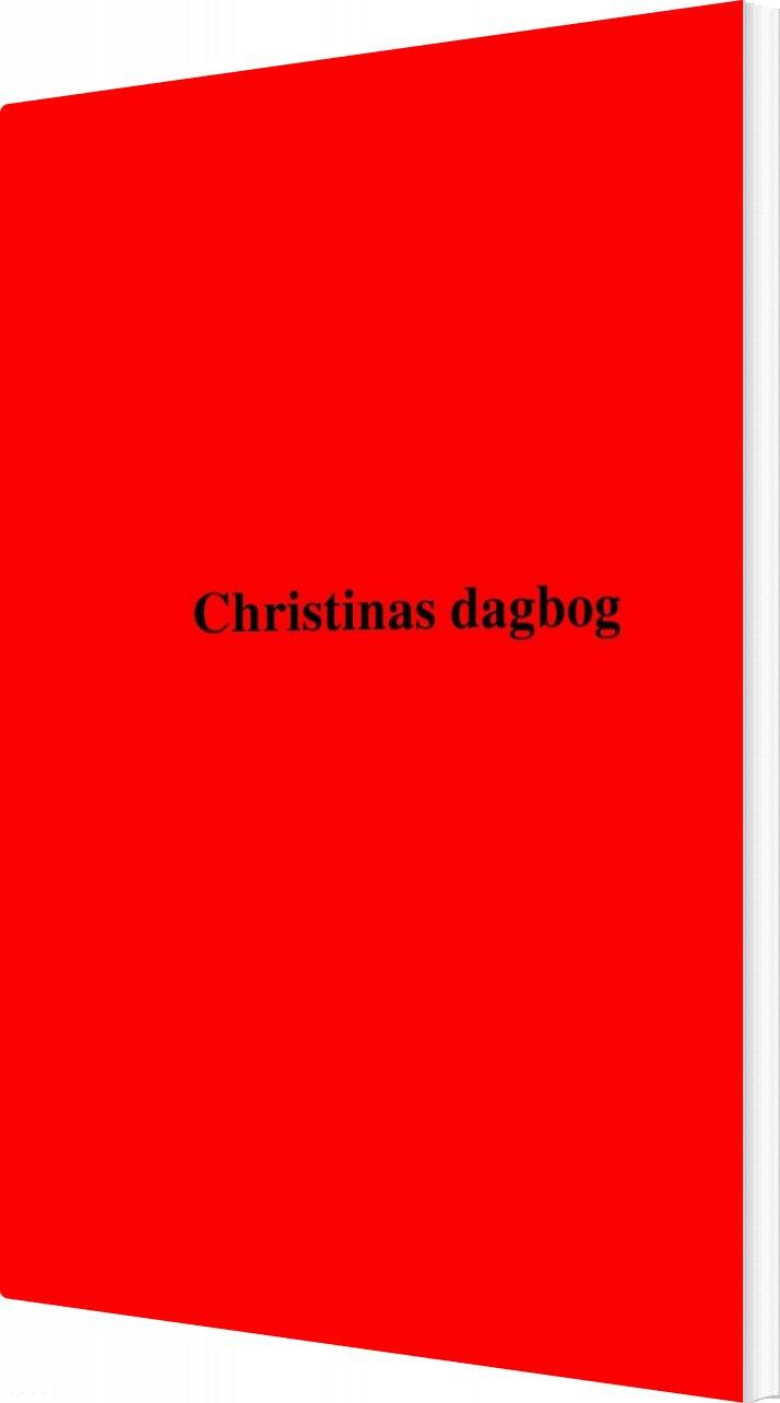Image of   Christinas Dagbog - Cecilie Rosdahl - Bog