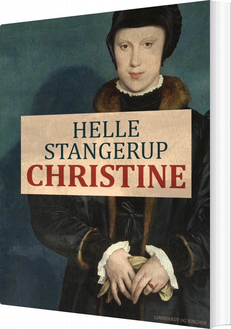 Image of   Christine - Helle Stangerup - Bog