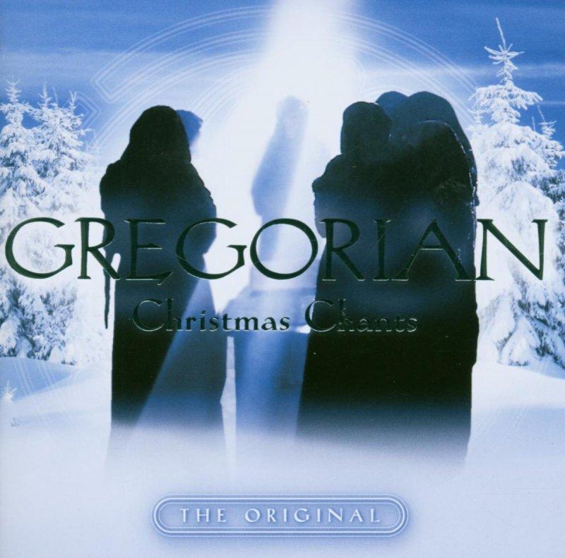 Image of   Gregorian - Christmas Chants - CD