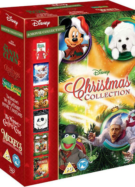 Image of   Disney Christmas Collection - DVD - Film