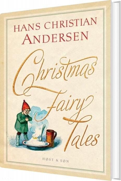 Image of   Christmas Fairy Tales - H.c. Andersen - Bog