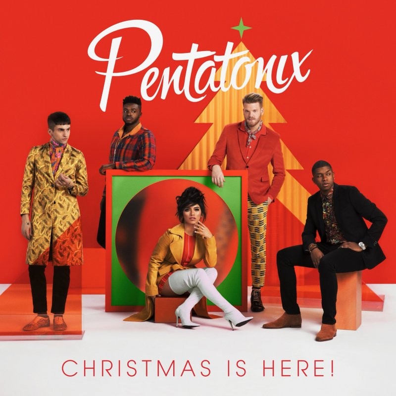 Image of   Pentatonix - Christmas Is Here - CD
