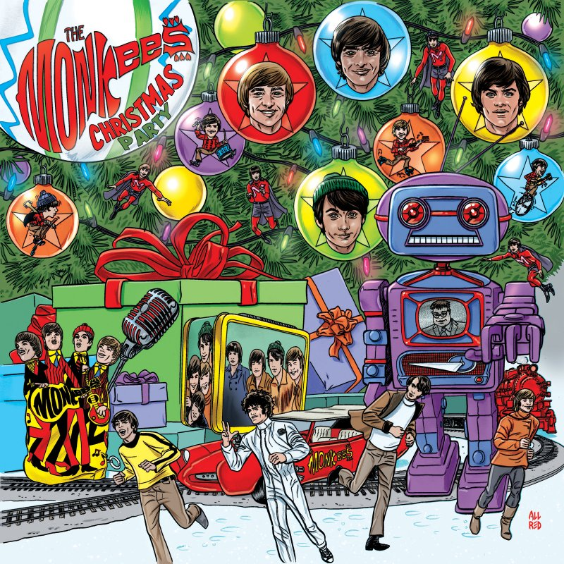 Image of   The Monkees - Christmas Party - CD