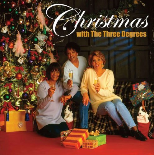 Image of   The Three Degrees - Christmas With The Three Degrees - CD