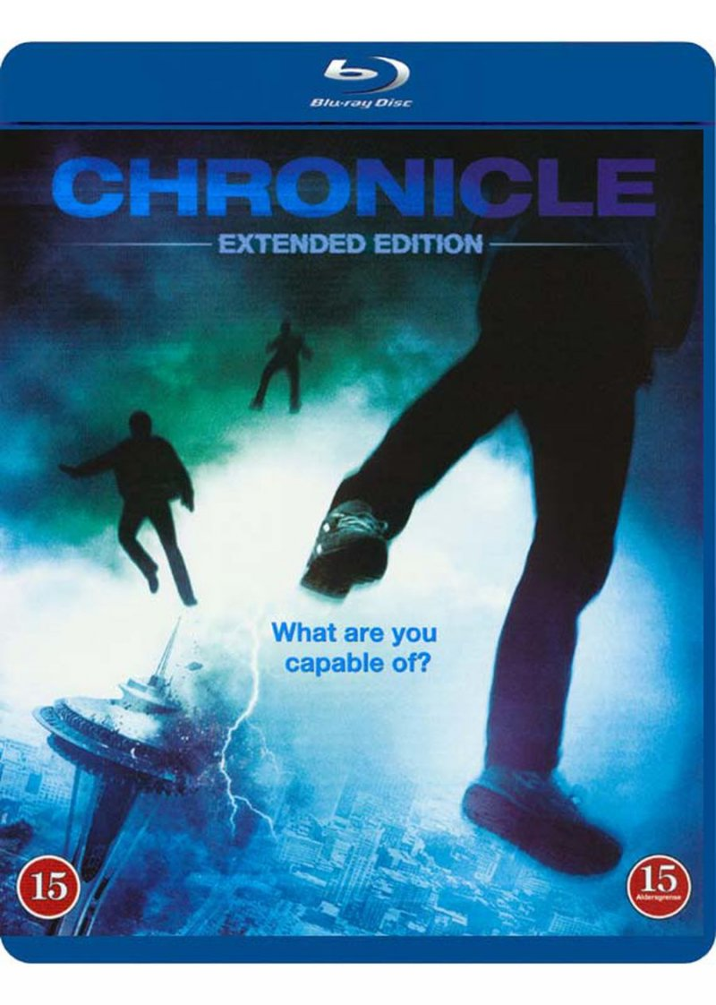 Image of   Chronicle - Extended Edition - Blu-Ray