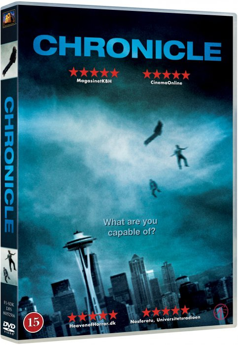 Image of   Chronicle - DVD - Film