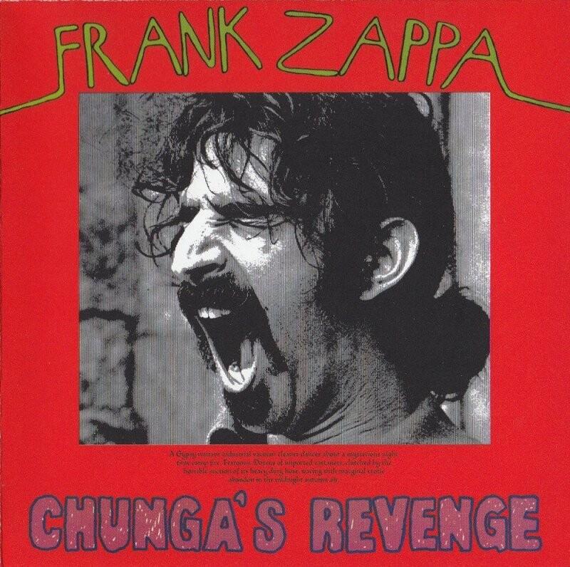 Se Alle Frank Zappa Weasels Ripped My Flesh Vinyl Lp
