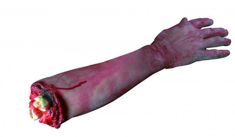 Halloween Pynt – Afskåret Arm – 47 Cm