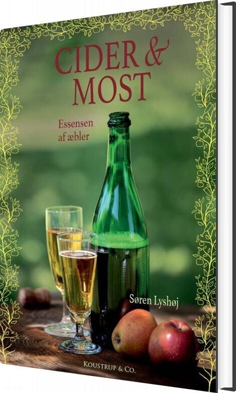 Billede af Cider Og Most - Søren Lyshøj - Bog