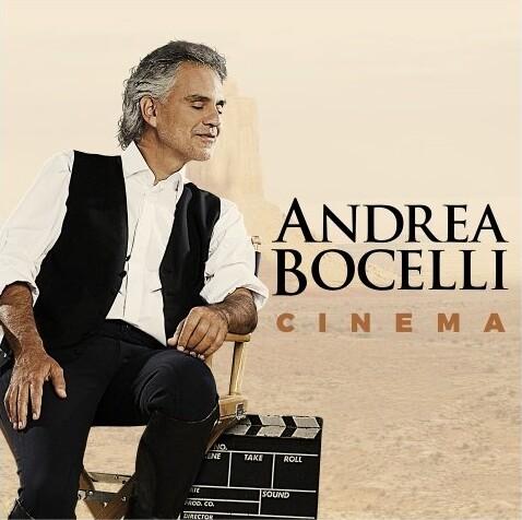 Image of   Andrea Bocelli - Cinema (cd+dvd) - CD