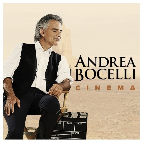 Image of   Andrea Bocelli - Cinema (cd+dvd) - CD
