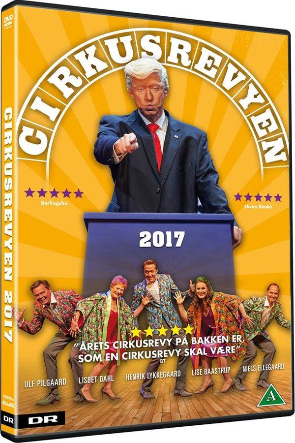 Image of   Cirkusrevyen 2017 - DVD - Film