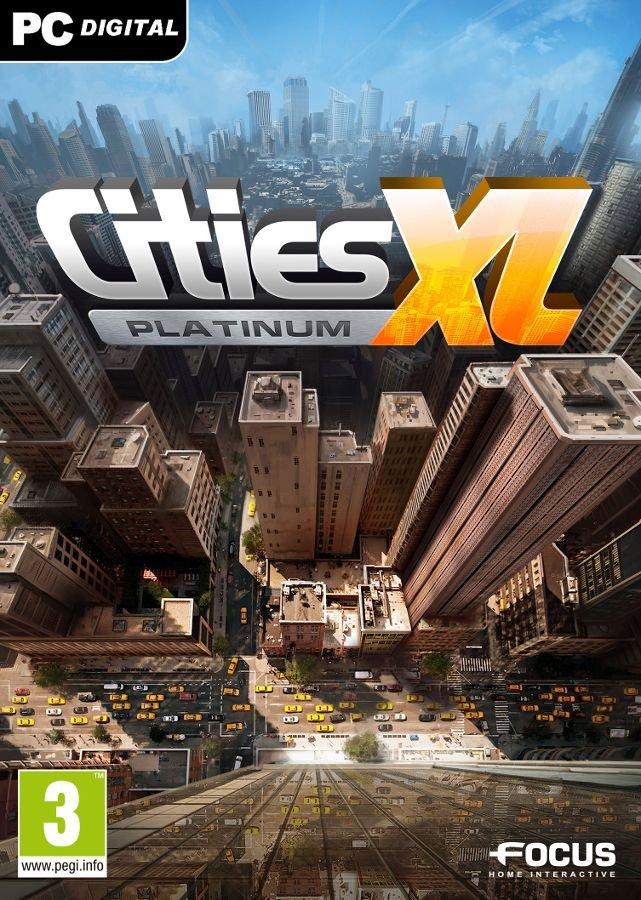 Image of   Cities Xl Platinum - PC