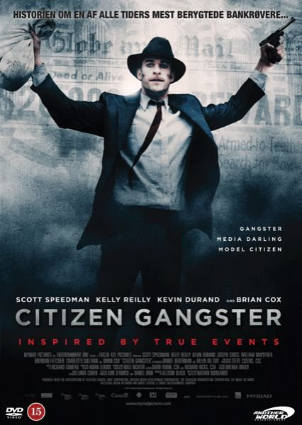 Image of   Citizen Gangster / Edwin Boyd - DVD - Film