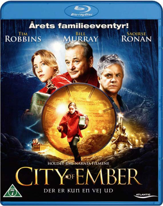 Image of   City Of Ember - Blu-Ray