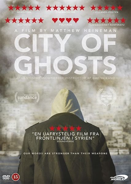 Image of   City Of Ghosts - 2017 - DVD - Film