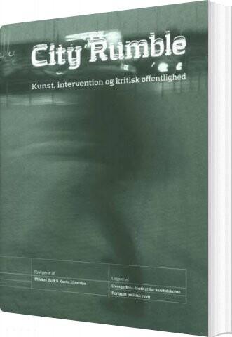 City Rumble - K. Hindsbo - Bog