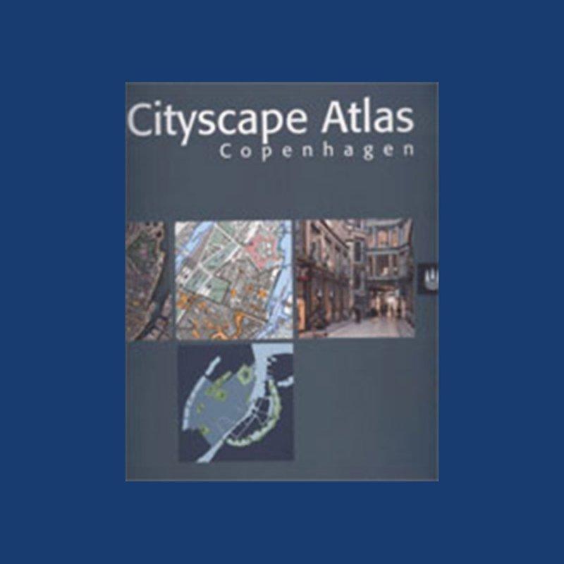 Image of   Cityscape Atlas Copenhagen - Plan - Bog
