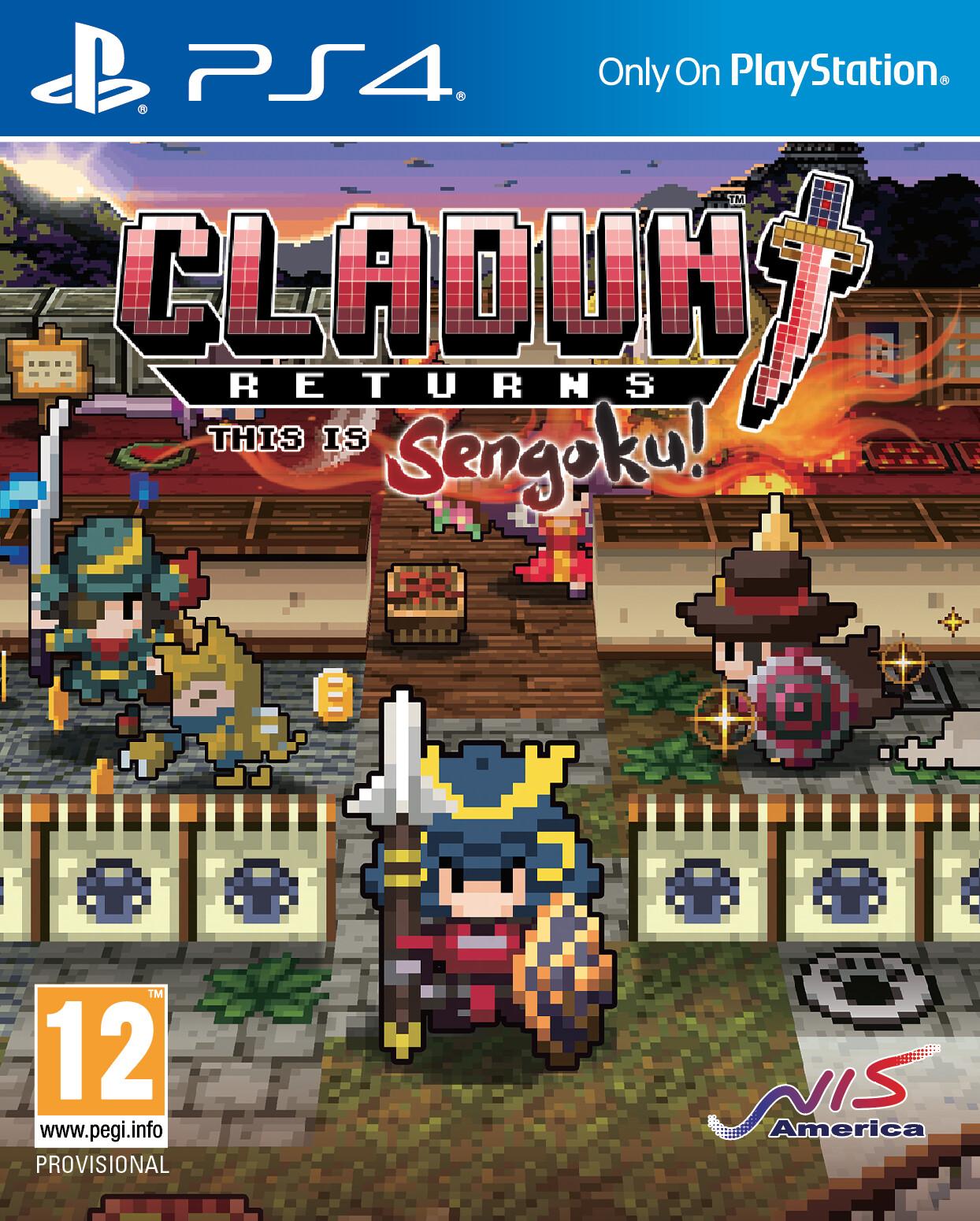 Image of   Cladun Returns: This Is Sengoku! - PS4