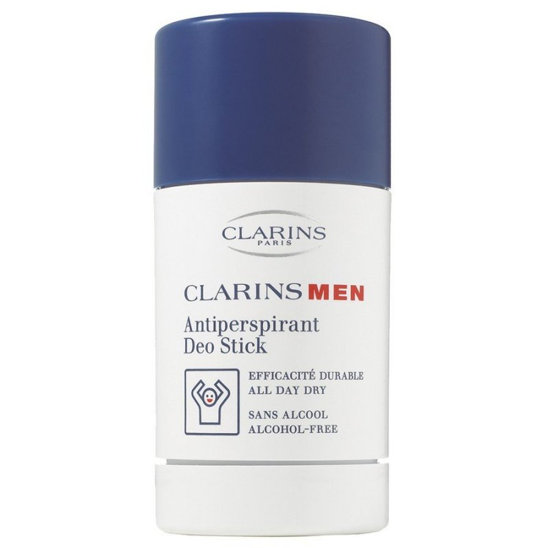 Image of   Clarins Men Antiperspirant Deodorant Stick - 75 Ml