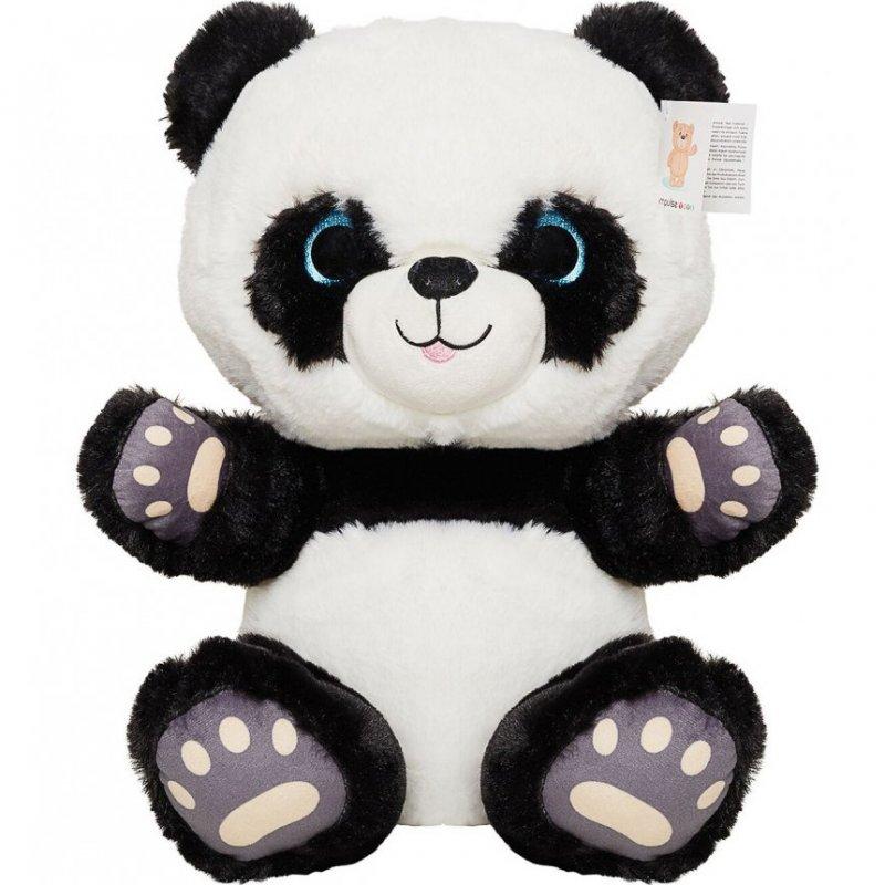 Stor Panda Bamse - 40 Cm