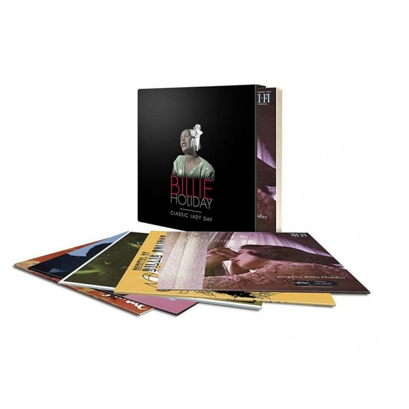 Billie Holiday - Classic Lady Day - Limited Edition  - Vinyl / LP