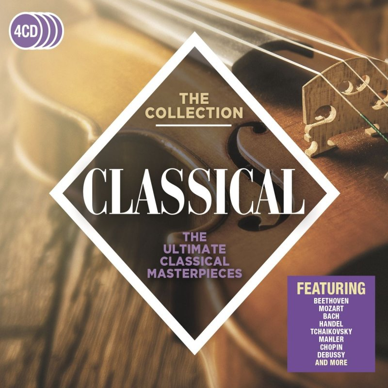 Image of   Classical: The Collection - CD