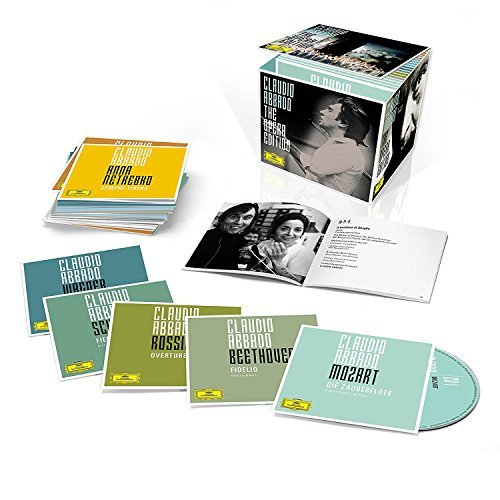 Image of   Claudio Abbado - Claudio Abbado Opera Edition - Limited Edition - CD