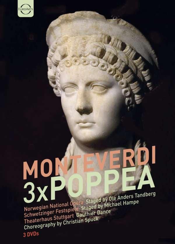 Billede af Claudio Monteverdi - Monteverdi: Poppea Box - DVD - Film