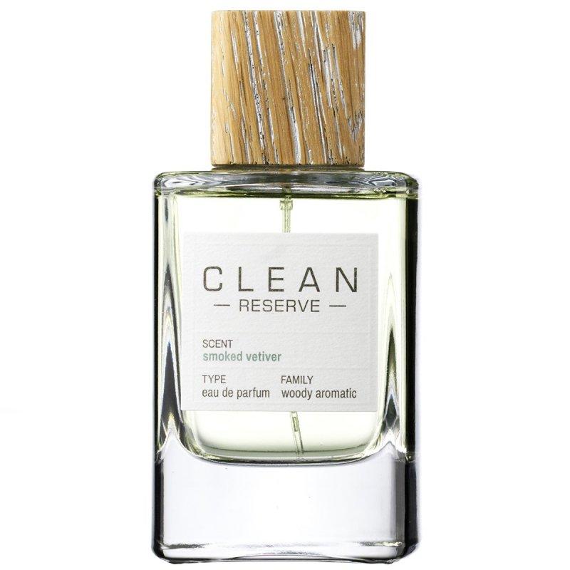 Image of   Clean Reserve Smoked Vetiver Eau De Parfum - 100 Ml