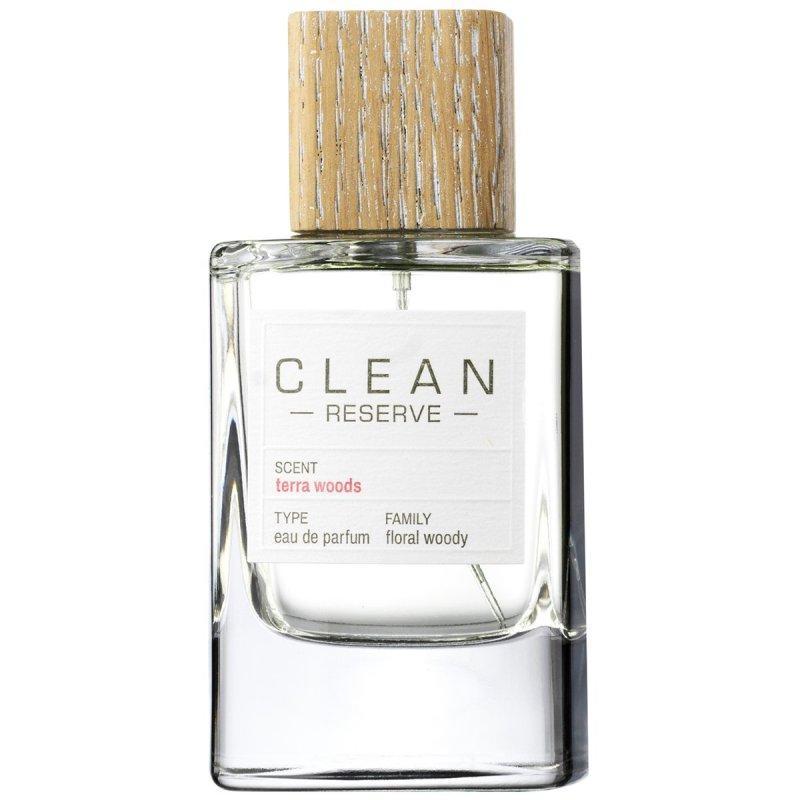 Image of   Clean Reserve Terra Woods Eau De Parfum - 100 Ml