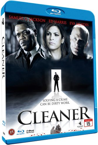 Image of   Cleaner - Blu-Ray