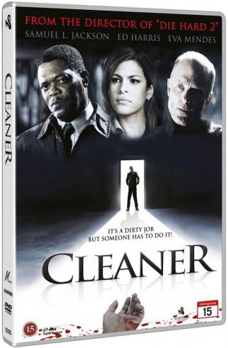 Image of   Cleaner - DVD - Film