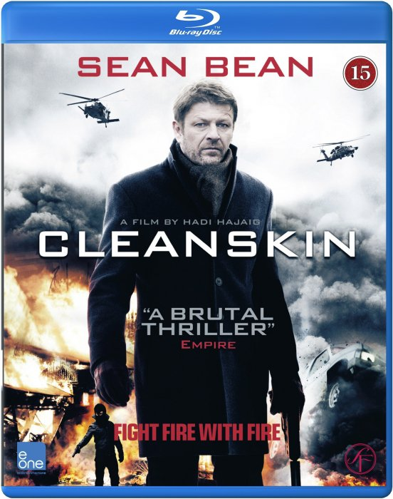 Image of   Cleanskin - Blu-Ray