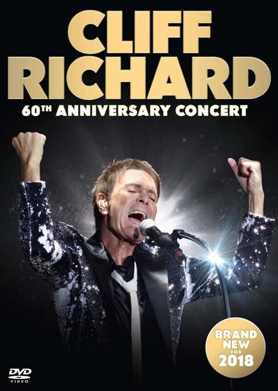 Image of   Cliff Richard 60th Anniversary Concert - DVD - Film
