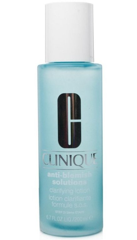 Image of   Clinique Anti-blemish Clarifying Lotion - 200 Ml.
