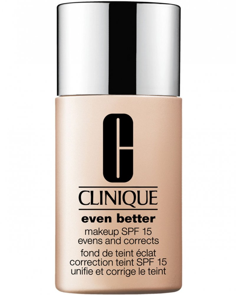 Image of   Clinique Foundation - Even Better Makeup Spf 15 - 07 Vanilla