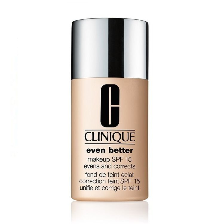 Image of   Clinique Foundation - Even Better Makeup Spf 15 - 09 Sand