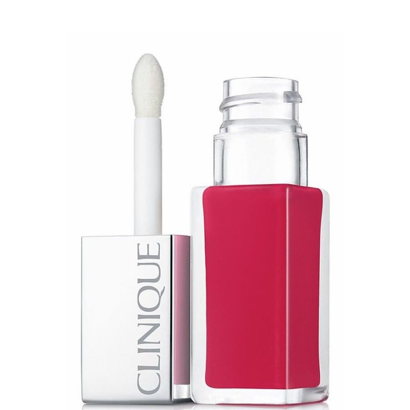 Clinique Pop Lacquer Lip Colour + Primer - Go-go Pop