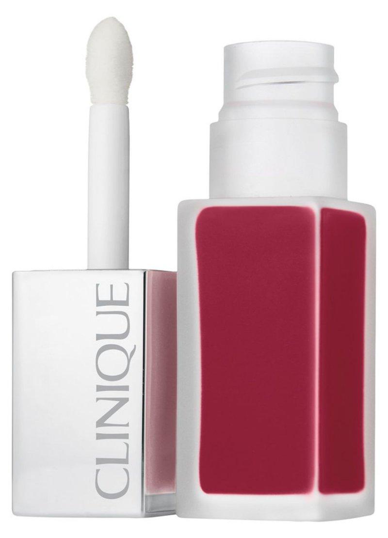Image of   Clinique Pop Liquid Matte Lipstick - Candied Apple