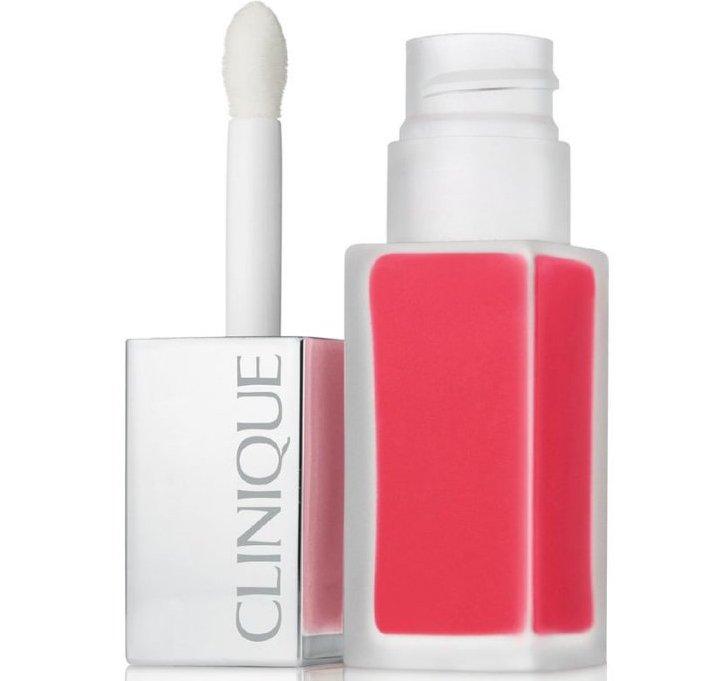 Image of   Clinique Pop Liquid Matte Lipstick - Ripe Pop