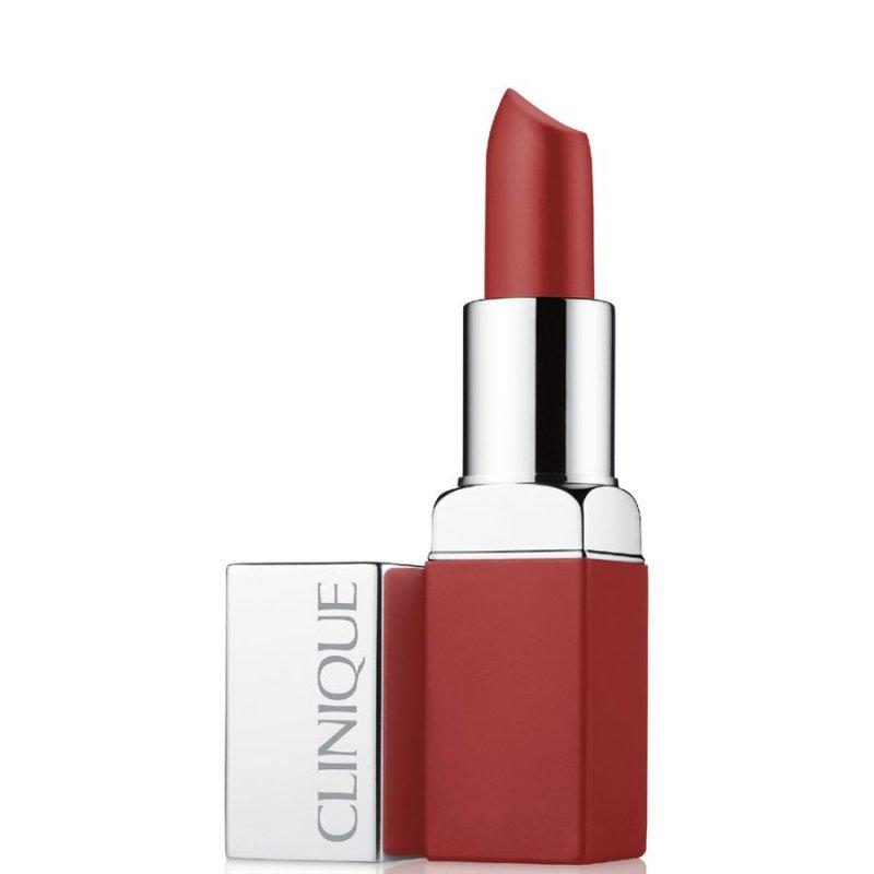 Image of   Clinique Pop Stick Matte Lipstick - Icon Pop