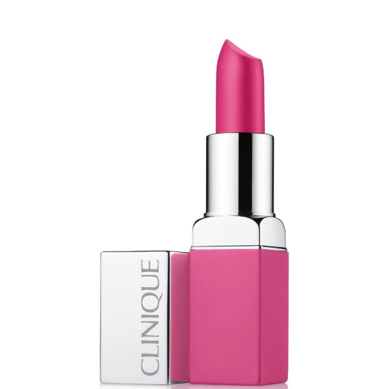 Image of   Clinique Pop Stick Matte Lipstick - Mod Pop