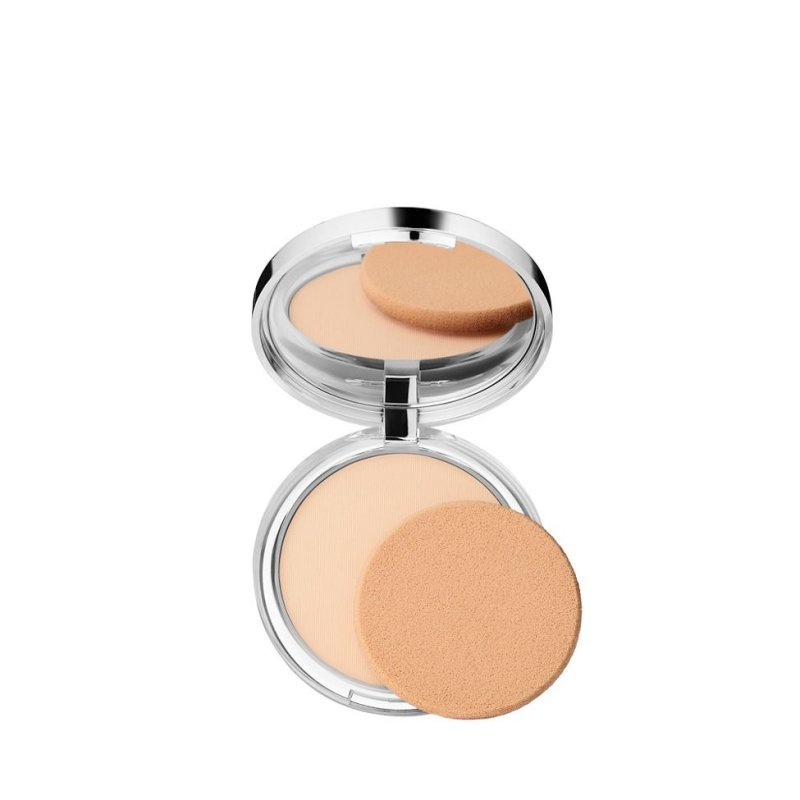 Image of   Clinique Pudder - Stay Matte Sheer Powder - 01 Stay Buff