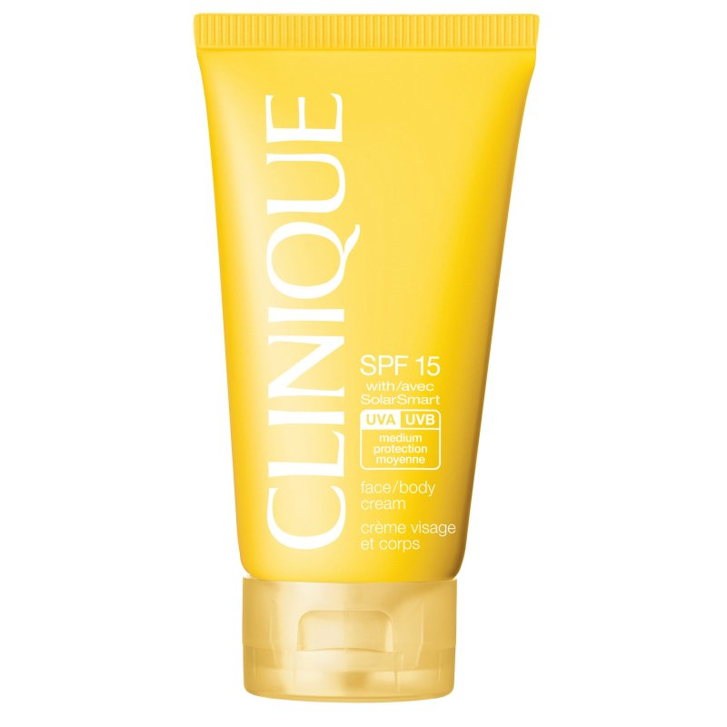 Image of   Clinique Solcreme - Spf 15 / Solfaktor 15 - 150 Ml